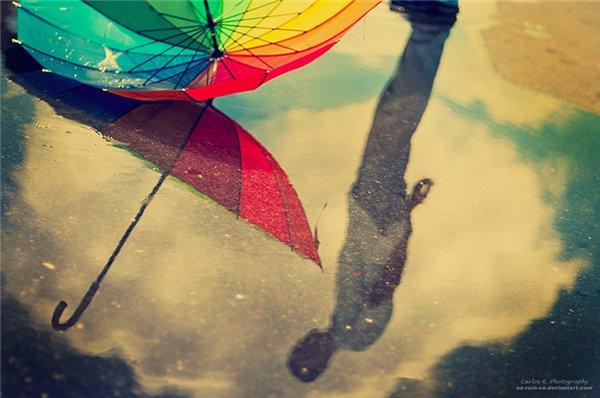 как правильно подобрать зонт